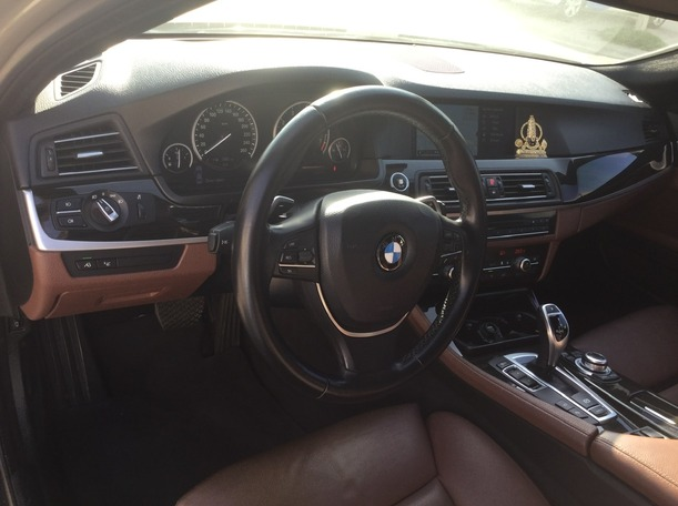 Used 2013 BMW 535 for sale in dubai