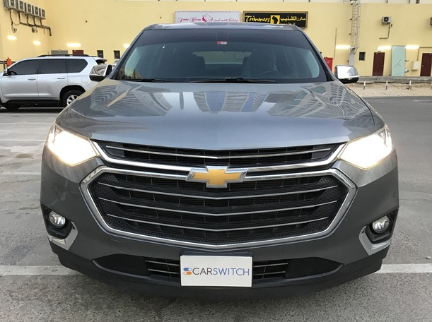 Used 2018 Chevrolet Traverse for sale in sharjah