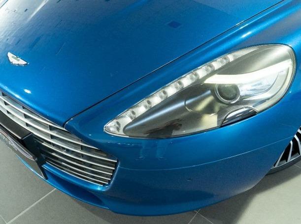 Used 2015 Aston Martin Rapide for sale in dubai