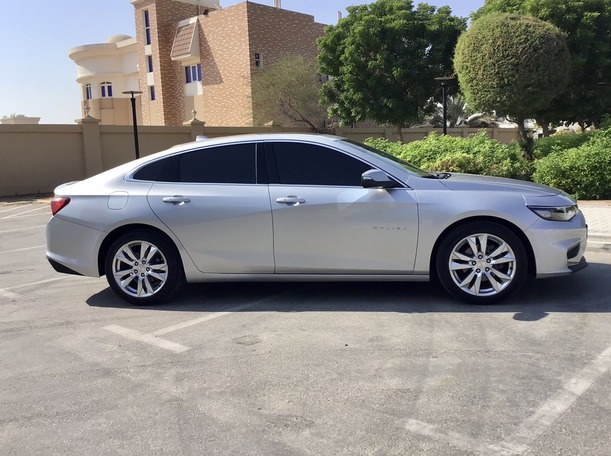 Used 2018 Chevrolet Malibu for sale in abudhabi