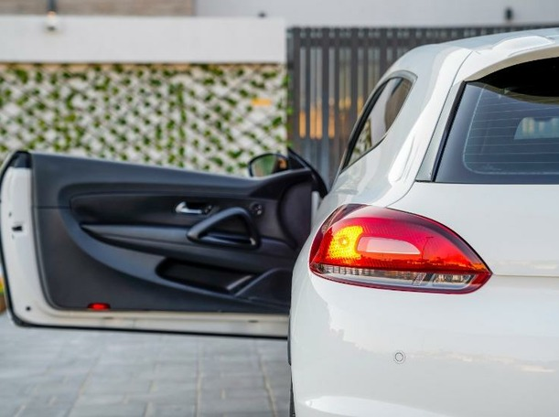 Used 2014 Volkswagen Scirocco for sale in dubai