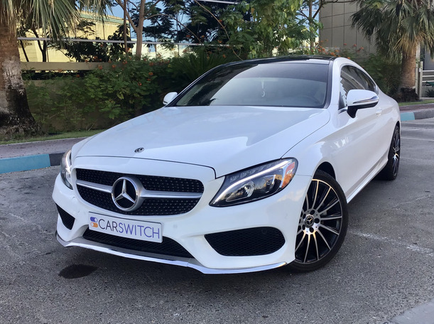 Used 2018 Mercedes C300 for sale in abudhabi