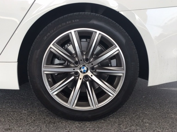 Used 2018 BMW 520 for sale in sharjah