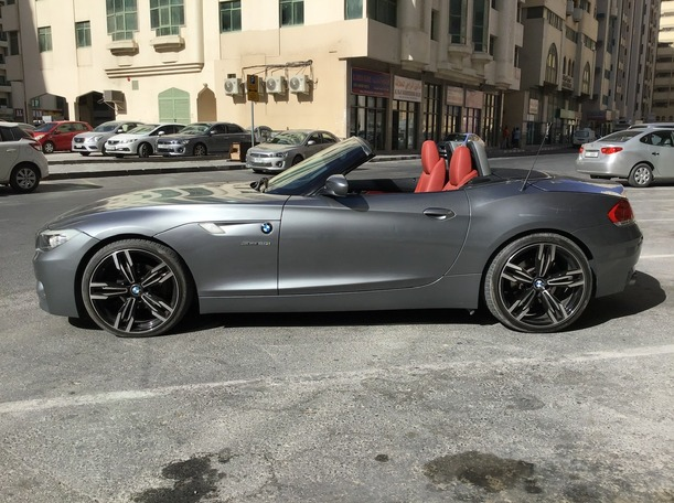 Used 2012 BMW Z4 for sale in sharjah