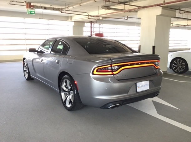 Used 2017 Dodge Charger for sale in dubai