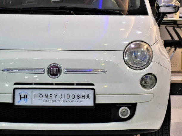 Used 2010 FIAT 500 for sale in sharjah
