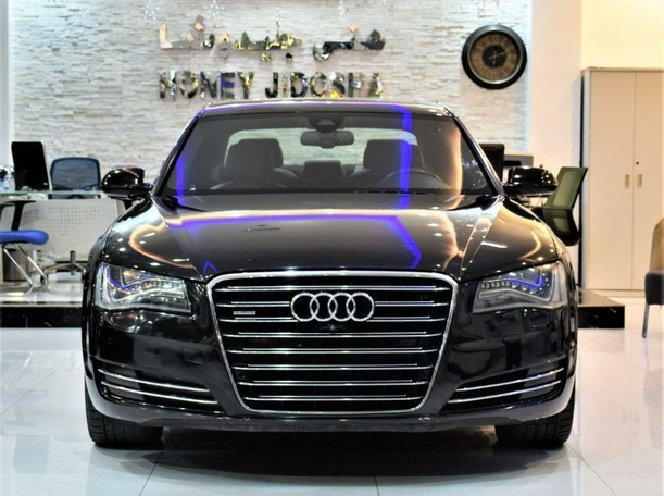Used 2013 Audi A8 for sale in sharjah