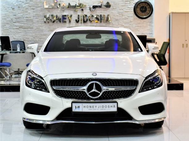 Used 2014 Mercedes CLS550 for sale in sharjah