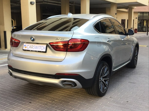 Used 2019 BMW X6 for sale in dubai