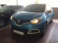 Used 2017 Renault Captur for sale in abudhabi