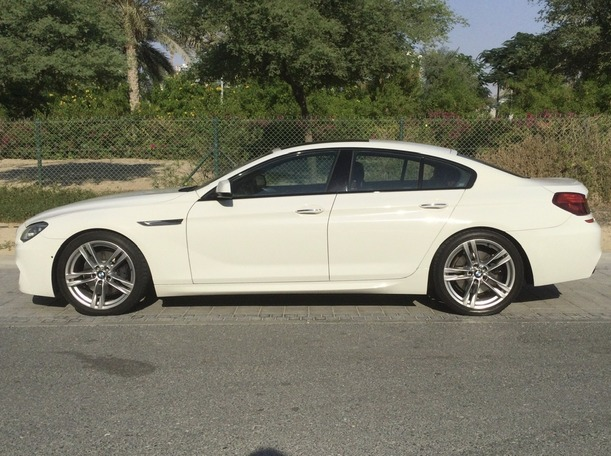 Used 2013 BMW 640 for sale in dubai