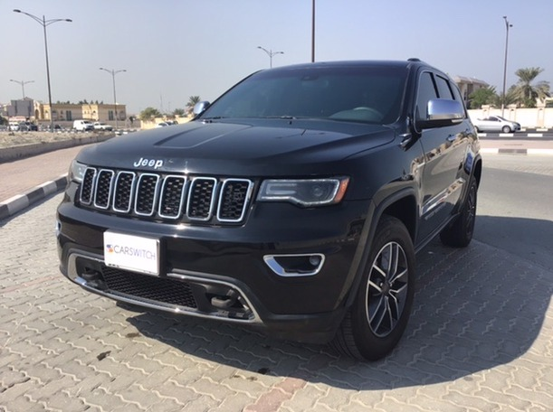 Used 2019 Jeep Grand Cherokee for sale in sharjah