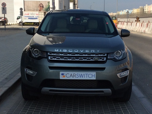 Used 2015 Land Rover Discovery for sale in dubai