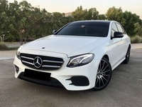 Used 2020 Mercedes E300 for sale in abudhabi