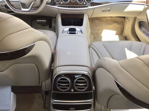 Used 2017 Mercedes S400 for sale in abudhabi