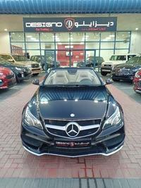 Used 2014 Mercedes E400 for sale in dubai