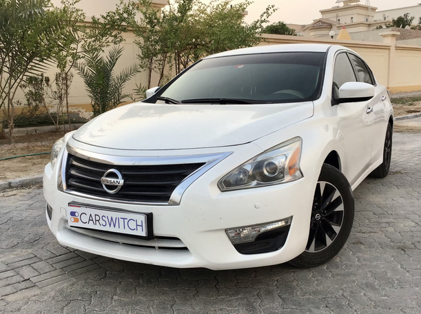 Used 2016 Nissan Altima for sale in abudhabi