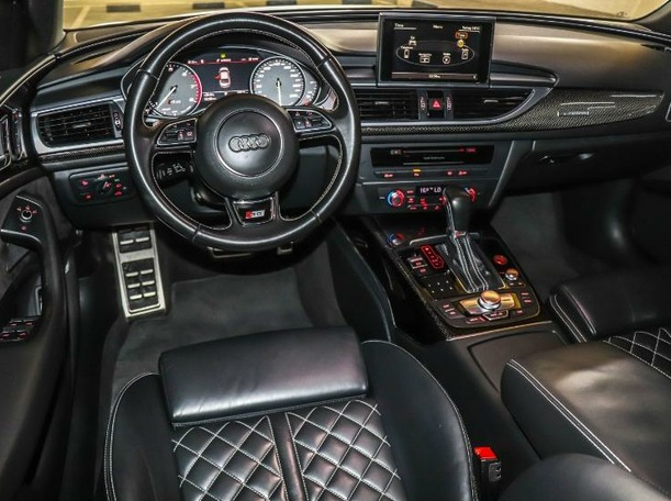 Used 2016 Audi S6 for sale in dubai