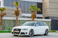 Used 2016 Audi RS4 for sale in dubai