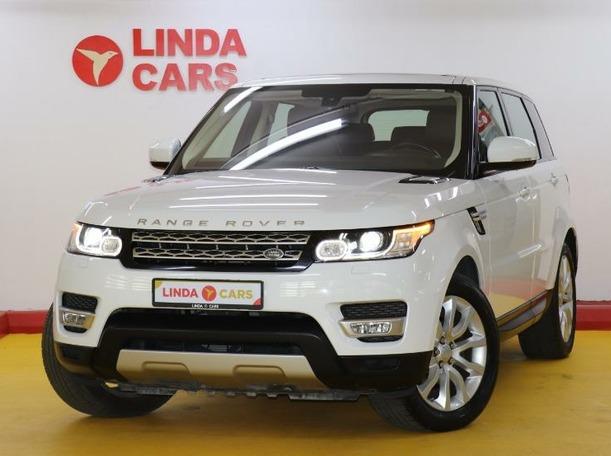 Used 2016 Range Rover Sport for sale in dubai
