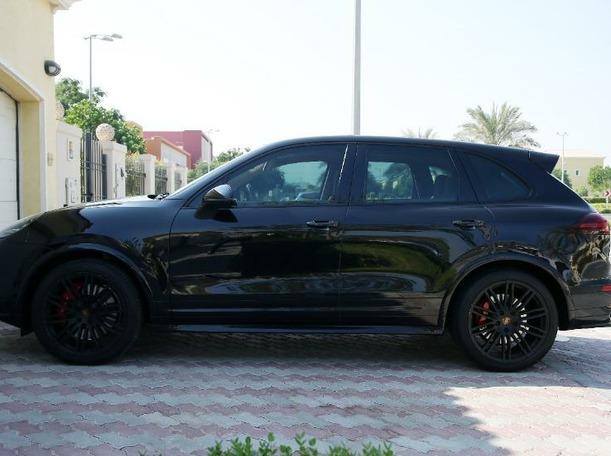 Used 2016 Porsche Cayenne GTS for sale in dubai