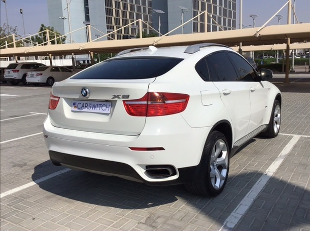 Used 2012 BMW X6 for sale in dubai