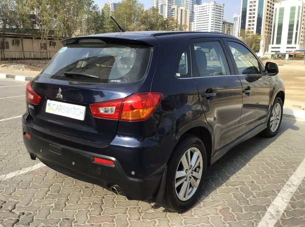 Used 2012 Mitsubishi ASX for sale in sharjah