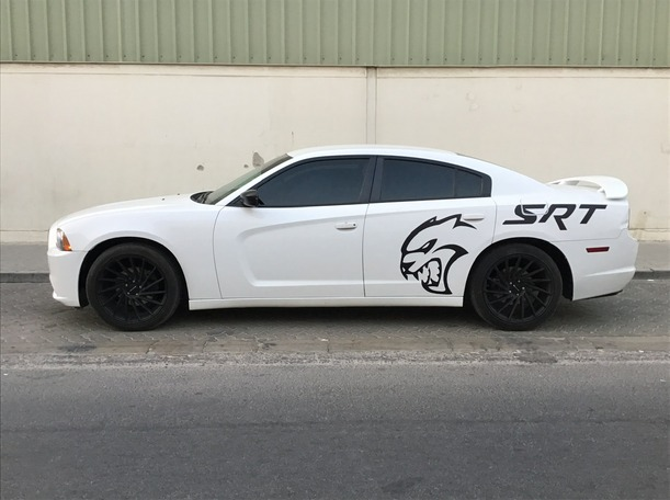 Used 2014 Dodge Charger for sale in sharjah