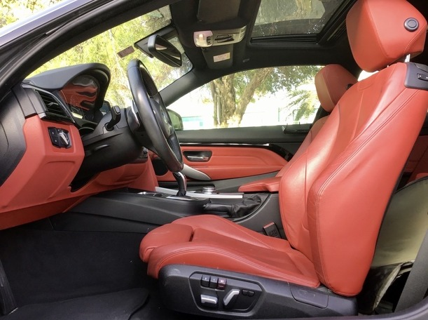 Used 2016 BMW 428 for sale in abudhabi