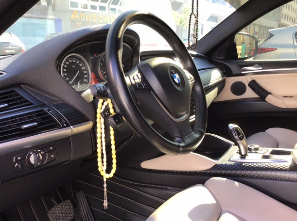 Used 2013 BMW X6 for sale in abudhabi