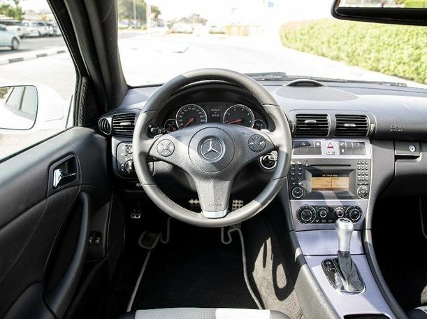 Used 2011 Mercedes CLC200 for sale in dubai