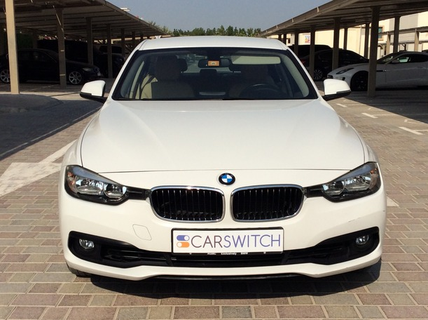 Used 2017 BMW 318 for sale in dubai