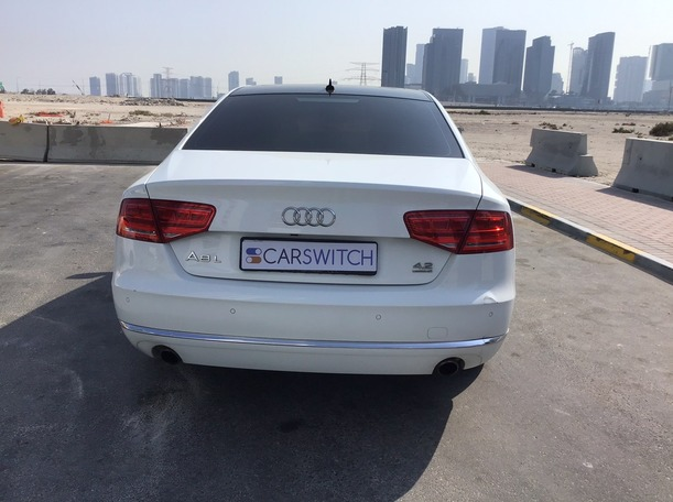 Used 2011 Audi A8 for sale in abudhabi