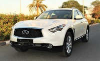 Used 2019 Infiniti QX70 for sale in dubai