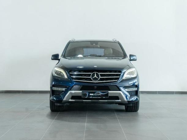 Used 2014 Mercedes ML350 for sale in dubai