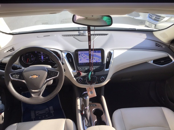 Used 2019 Chevrolet Malibu for sale in abudhabi