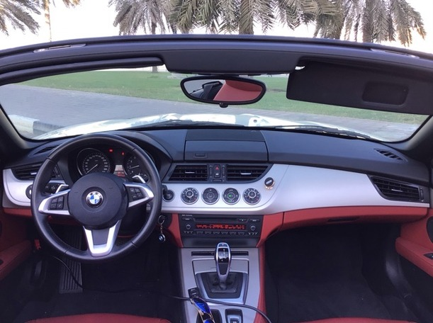 Used 2015 BMW Z4 for sale in sharjah