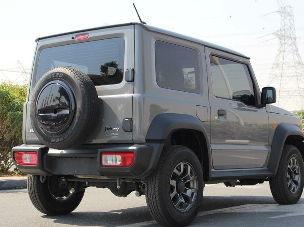 Used 2021 Suzuki Jimny for sale in dubai