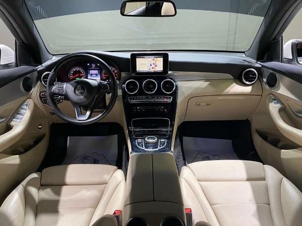 Used 2016 Mercedes GLC250 for sale in dubai