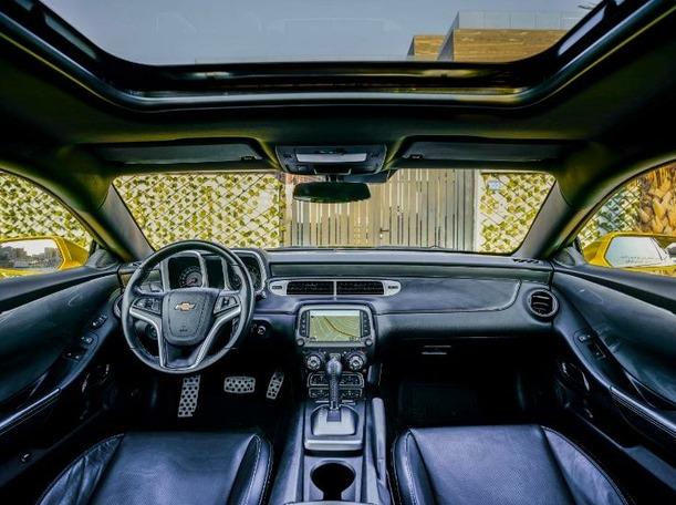 Used 2015 Chevrolet Camaro for sale in dubai