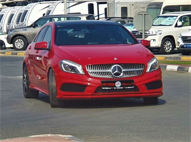 Used 2014 Mercedes A250 for sale in dubai