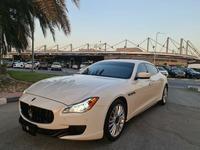 Used 2014 Maserati Quattroporte for sale in dubai