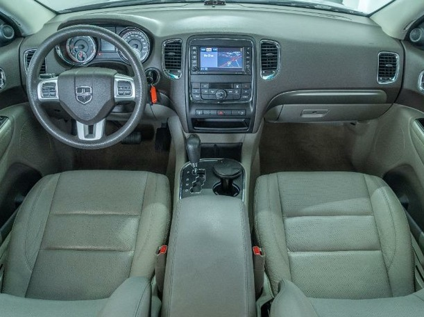 Used 2012 Dodge Durango for sale in dubai