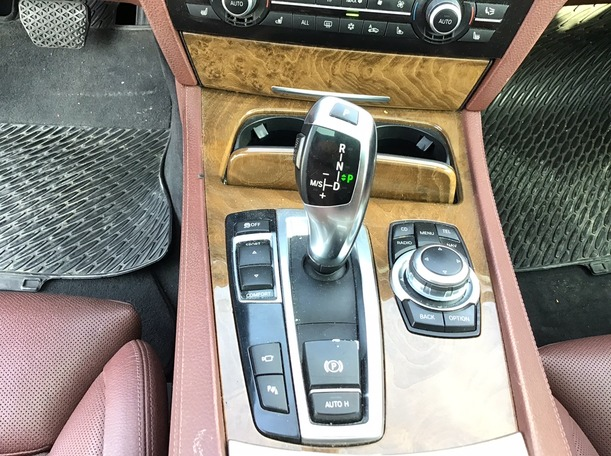 Used 2011 BMW 740 for sale in dubai
