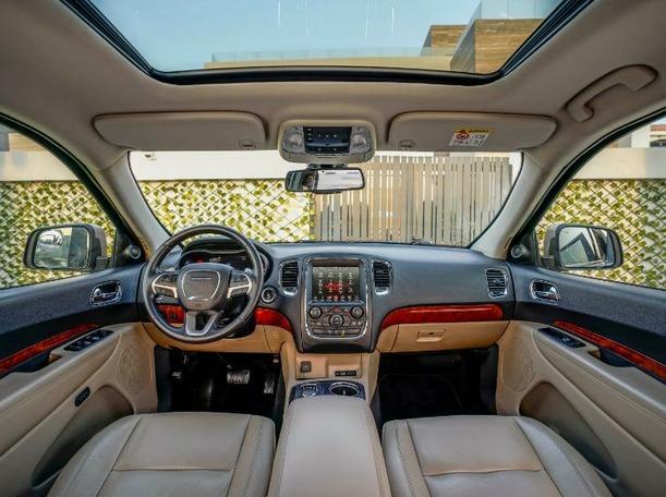 Used 2015 Dodge Durango for sale in dubai