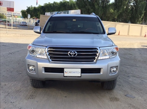Used 2015 Toyota Land Cruiser for sale in sharjah