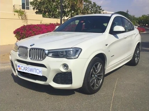 Used 2016 BMW X4 for sale in dubai