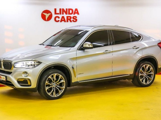 Used 2016 BMW X6 for sale in dubai