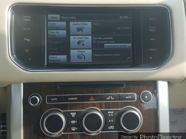 Used 2014 Range Rover Vogue SE for sale in dubai