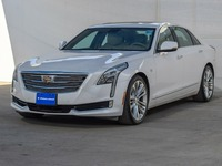 Used 2018 Cadillac CT6 for sale in dubai